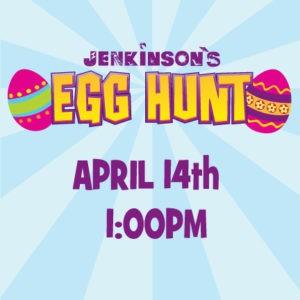 jenkinson's egg hunt
