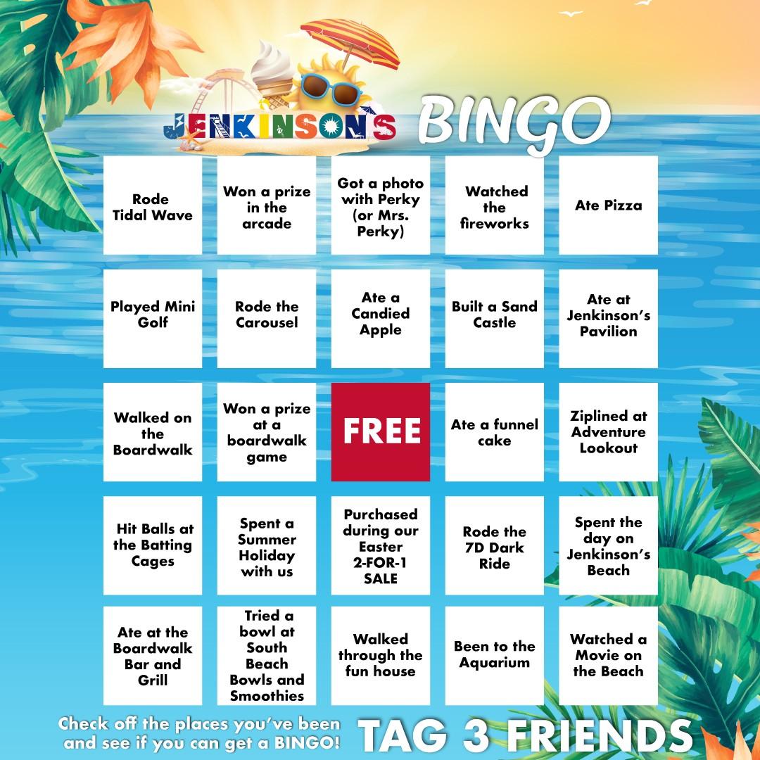 boardwalk bingo