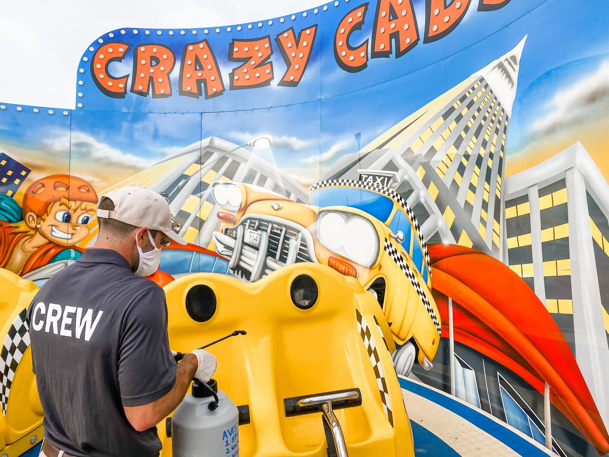 crazy cabs